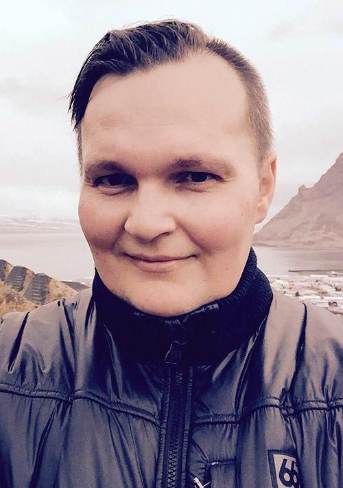 Baldur Smári Einarsson
